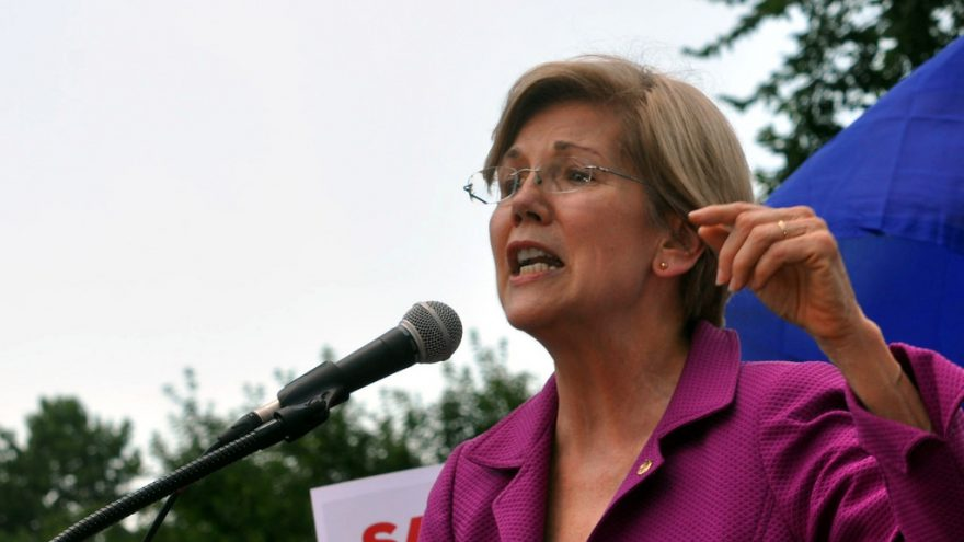 Just In: Warren Apologizes To Cherokee Nation!
