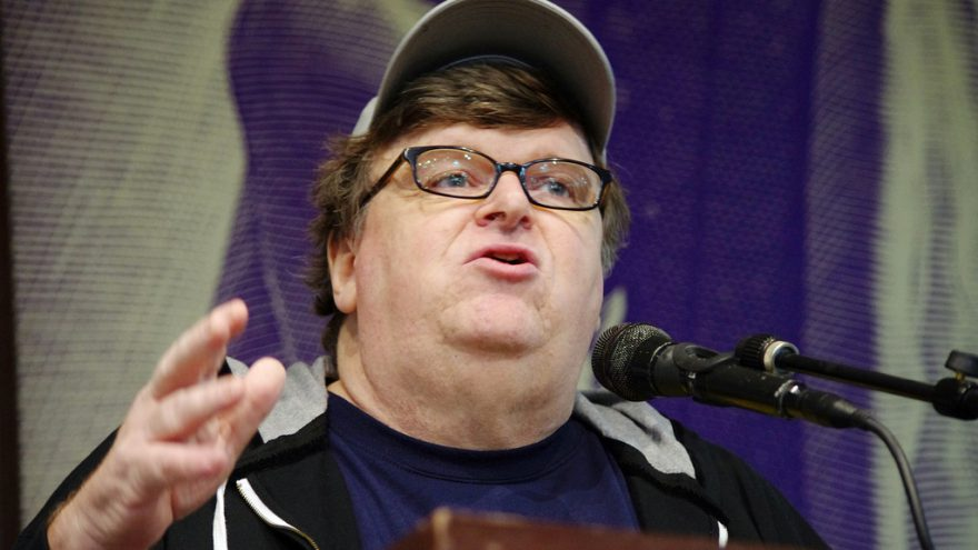 Michael Moore Is Upset About What?!?