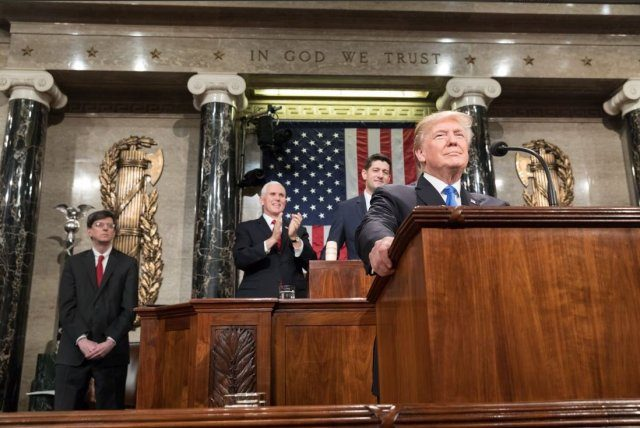 Your Guide To The State Of The Union Address