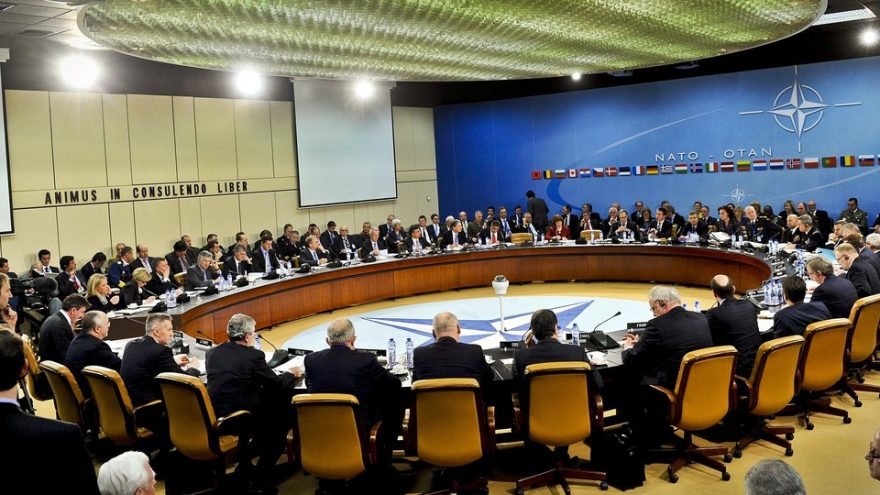 Trump Should Close NATO Membership Rolls