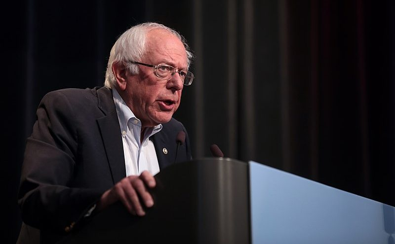 Bernie Leads His Party to Open Borders