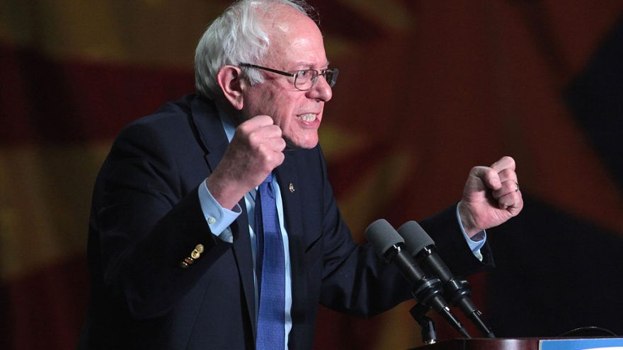 Bombshell Report: How Bernie Uses Office for Own Riches