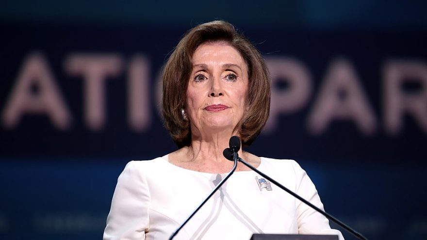 Pelosi's Dirty Little Play