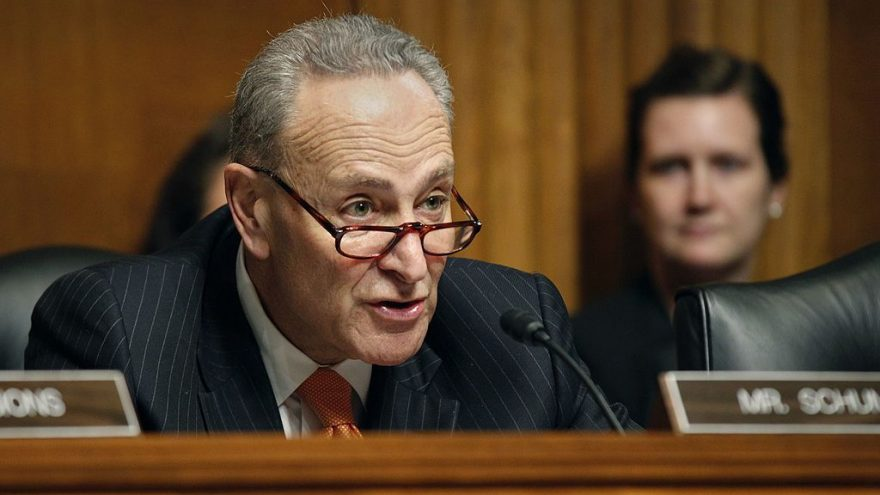 Schumer Threat Must Have Consequences