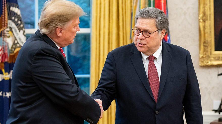 Did AG Barr Just Drop a Massive Hint?