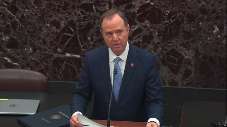 Schiff Doesn't Think You Deserve To Know