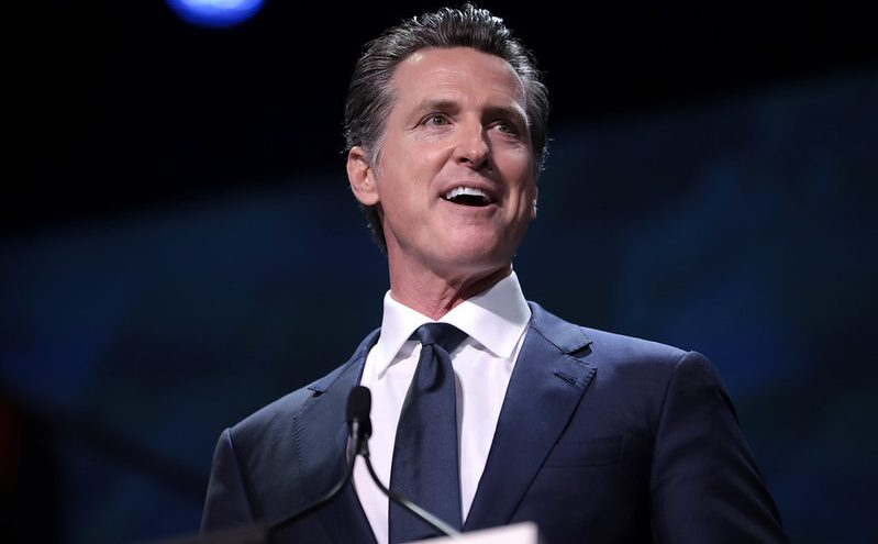 CA Governor's $1 Billion Aid Goes To…China?