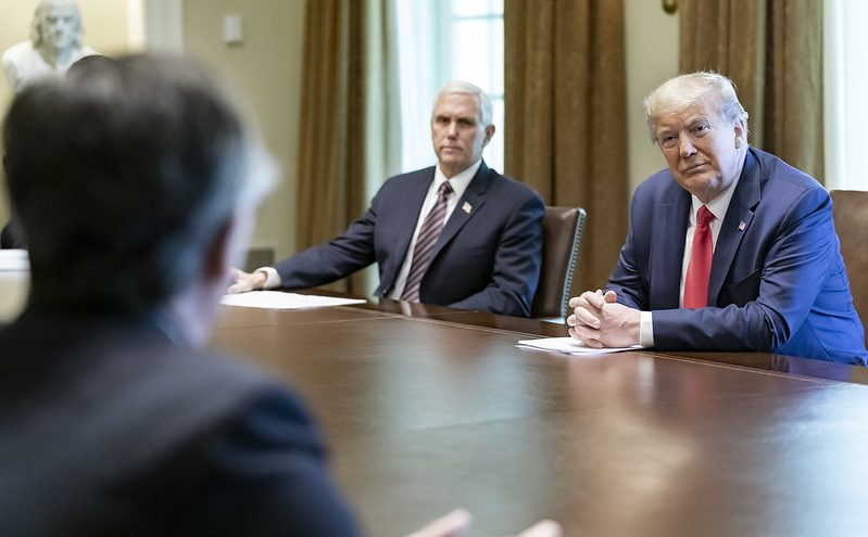 Trump Has A Backup Plan If Congress Won't Do Its Job