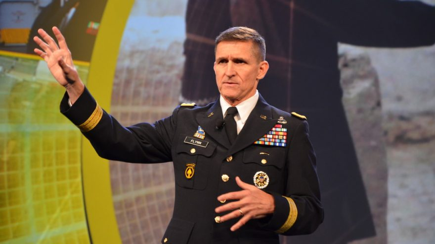 Urgent Note From Gen. Flynn: 'Silent Majority Can No Longer Be Silent'