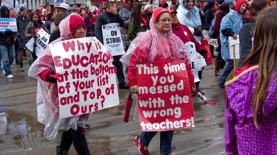 LA Teachers Union Demands CHAZ Type Platform in Order to Open Schools