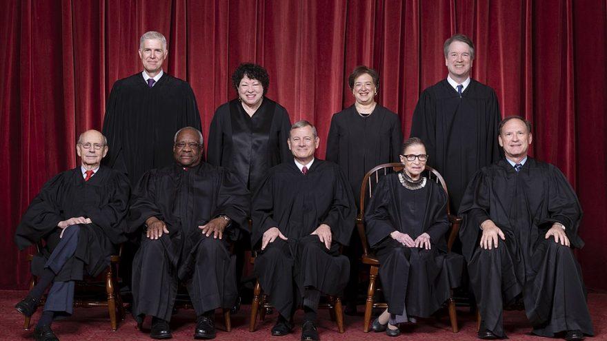 Should Republicans Subpoena Each Supreme Court Justice's Tax Returns?