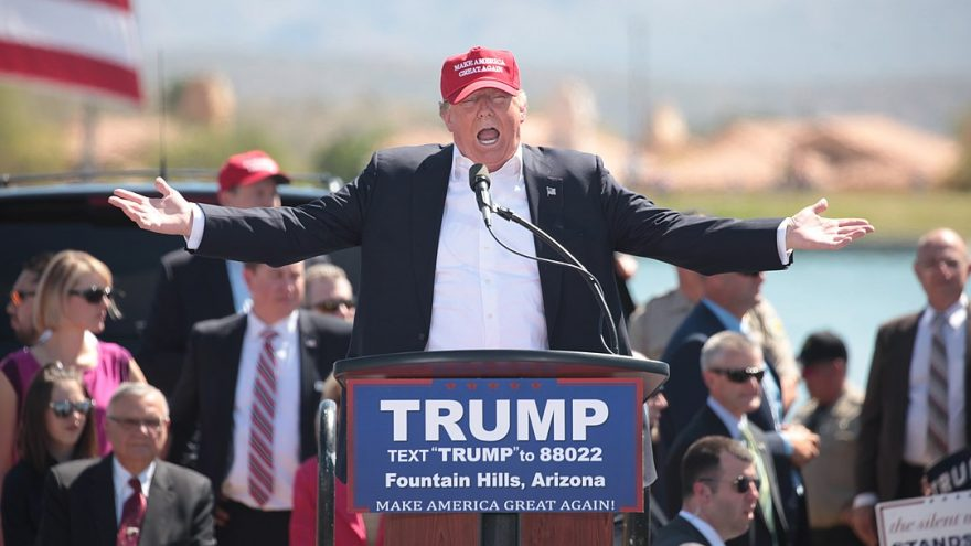 Trump: Republicans Need to Toughen Up or Accept Defeat