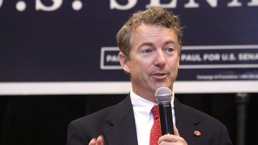 Rand Paul Calls for Impeachment of NY Gov. Cuomo Over Nursing Home Fisaco