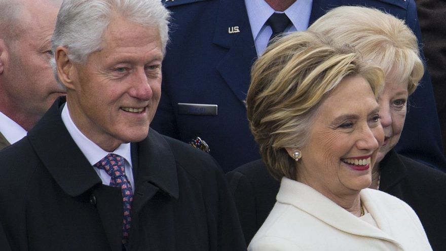 Bill Clinton, Senators, Governors, Princes at Epstein's Island: Unsealed Documents