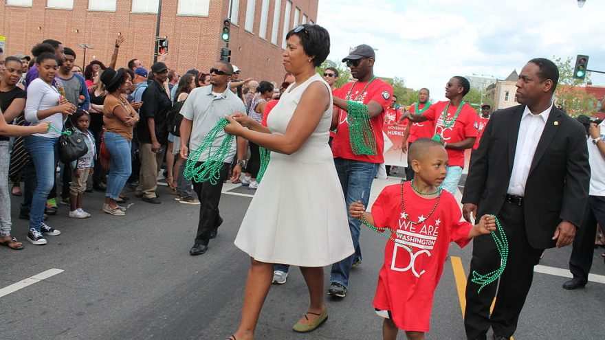 DC Mayor Issues Mask Mandate But Exempts City And Federal Workers
