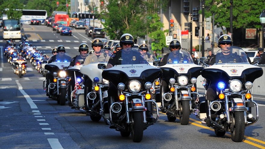 More than 100 Police Agencies Back Off From Guarding DNC Convention