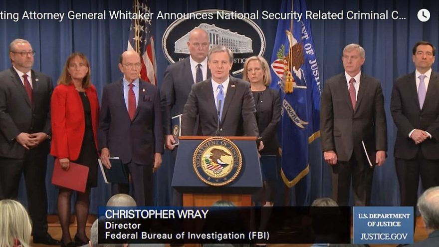 New Declassified Doc Shows FBI Director Wray Hid Exculpatory Evidence