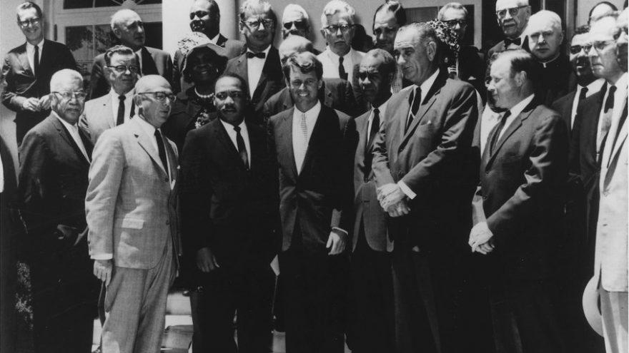 Democrat Rep Remembers Civil Rights Era, Speaks Truth of Today