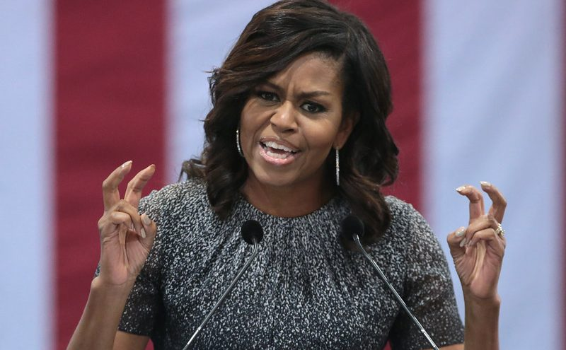 Michelle Obama, America's Most Pampered Princess