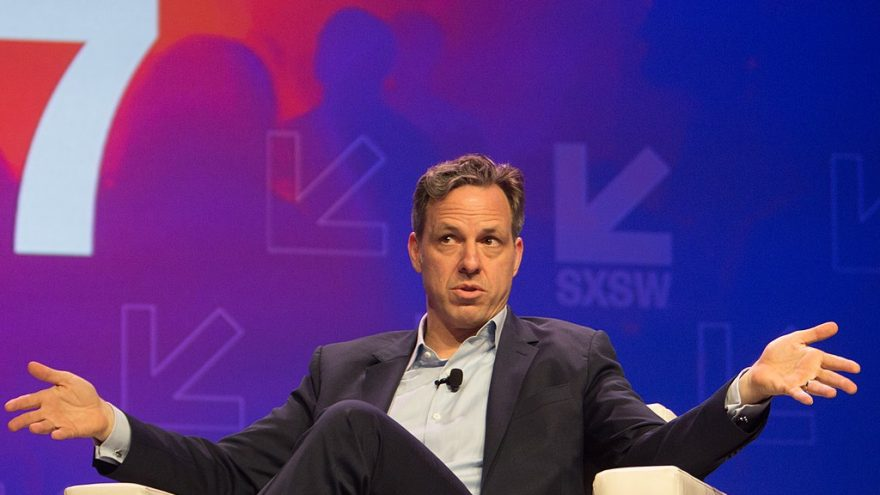 Jake Tapper's Revolting Post-Game Analysis