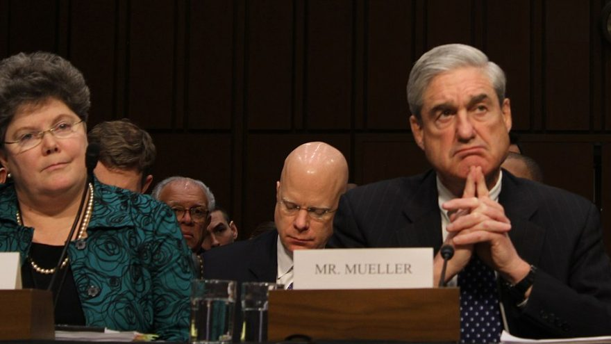 Mueller's Team Was as Corrupt as They Could be