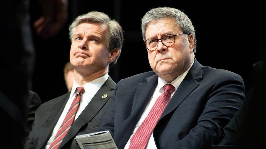 """Shocking Lack of Action by DOJ"": Congressmen Send Letter to AG Barr"