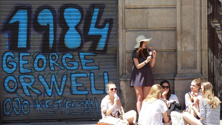 Orwell Rears His Head