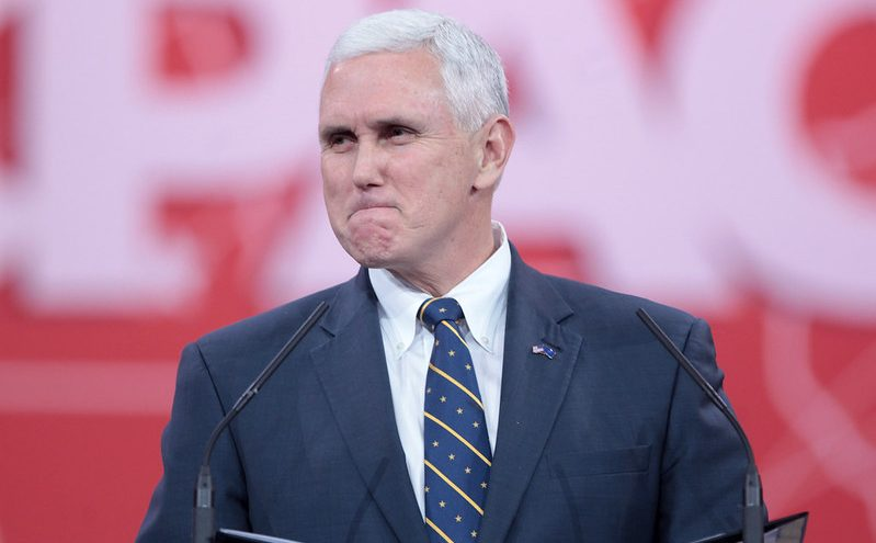 Today is the Day – What Will Pence Do?