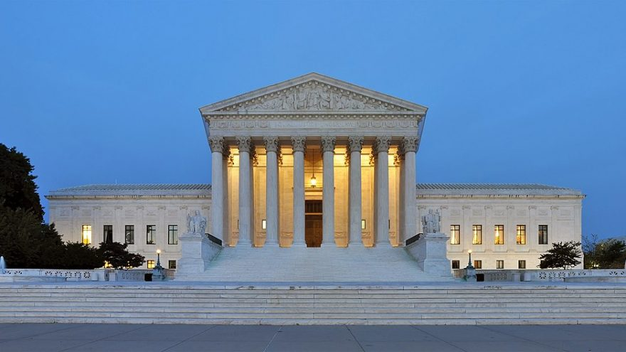 Is the Supreme Court Building a Case Against Itself?
