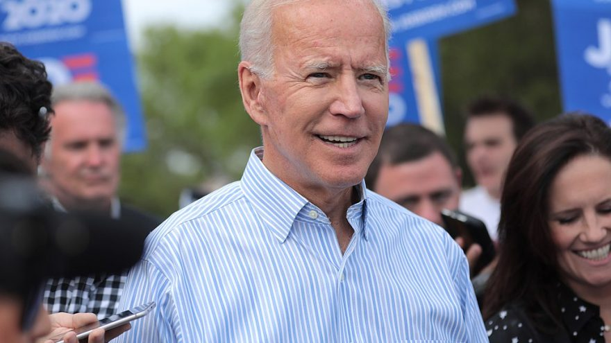 An Allegedly Senile Biden Keeps Succeeding