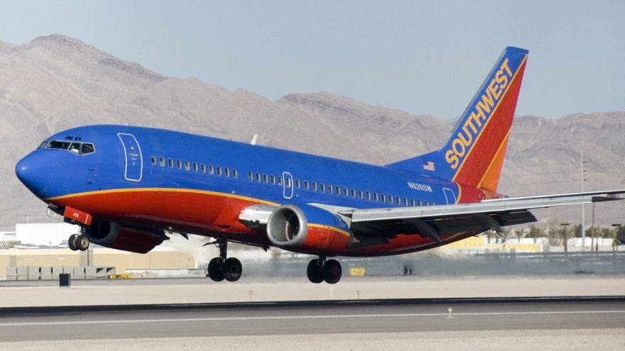 Southwest Airlines Cancels Thousands of Flights